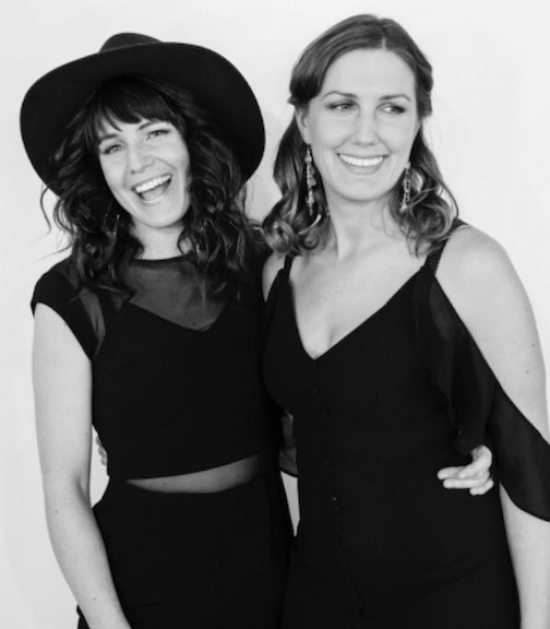 """Dusty Heart"" (Barbara Jean Meyers and Molly Dean) will perform at Papa Charlie's on Saturday night."