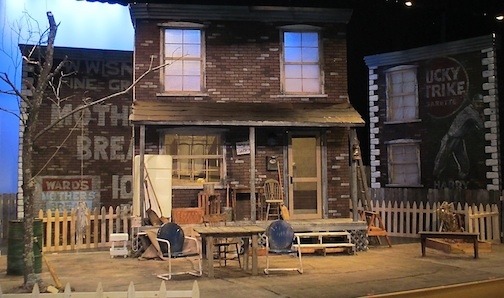 "The sets for ""Fences"" are amazing."