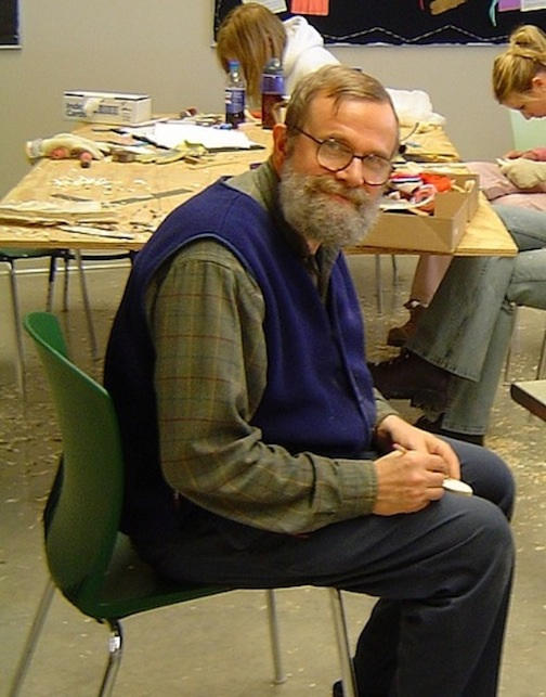 Harley Refsal will give a free two-hour workshop on Scandinavian carving at North House Folk School March 8.