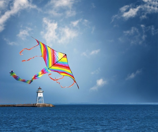 The Grand Marais Kite Festival is this weekend.