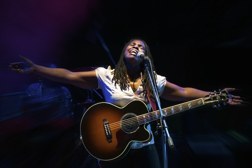 Blues singer Ruthie Foster will be the Arrowhead Center for the Arts on Friday. The concert starts at 7:30 p.m.