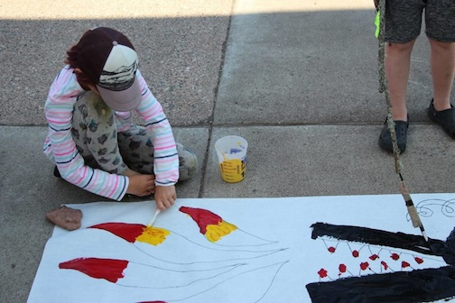 The Grand Marais Art Colony will hold a series of workshops for kids this summer.