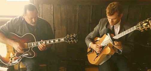 Briand Morrison and Sam Miltich will play at the Art House B&B on June 14.
