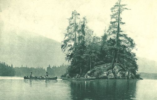 This photo was taken in 1917 on South Temperance Lake. Dan Helmerson will be giving a pictorial presentation of an historic eight-day canoe trip in the Superior National Forest from 100 years ago. June 23 @ 4:00 pm - 5:00 pm