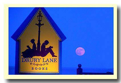 Poet and musician Amy Schmidt will give a Full Moon Reading at Drury Lane Books from 7-8 p.m. Thursday, June 28.