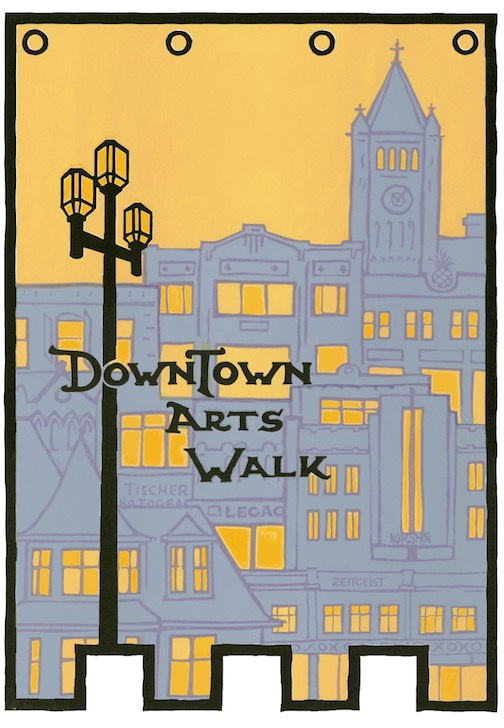The Downtown Arts Walk in Duluth will be from 4-8 p.m. on Friday and includes special exhibits, music and more at a variety of galleries in downtown Duluth.