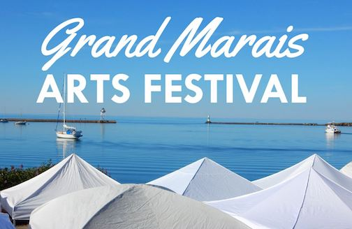 The Grand Marais Arts Festival in downtown Grand Marais features 70 local and regional artists this year as well as An Artful Evening, a fundraiser for the Art Colony, featuring tasty local cuisine, beverages and live music in Harbor Park on Saturday night. Tickets are still available. Call 387-2737 for more info.