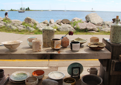 The Grand Marais Arts Festival is next weekend, July 14-15.