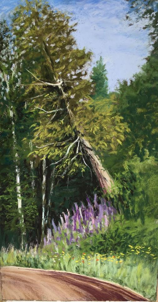Kristin Blomberg will have a solo exhibition at the North Shore Winery. The opening reception is from 6-9 p.m. Thursday.