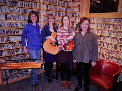 The North Country Fair will play at the Wunderbar on Thursday starting at 7 p.m.