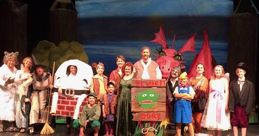 Shrek the Musical opens at the Arrowhead Center on Thursday at 7 p.m.