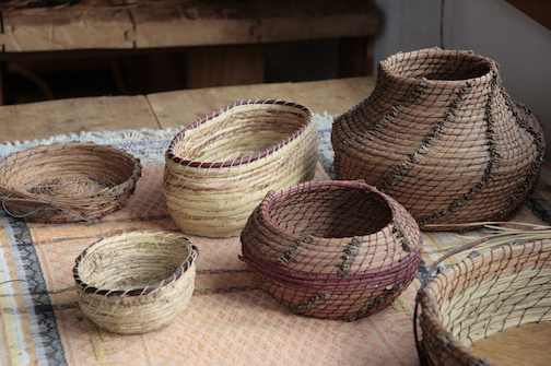 North House Folk School will hold a Basket Marketplace in the Blue Building from 6-8 p.m. tonight, Thursday, Aug. 30. All invited.
