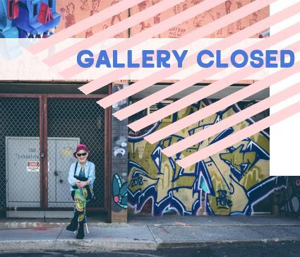 The Definitely Superior Art Gallery is closed through Sept. 10.