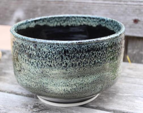 Maggie Anderson has some great pottery at Kah-Nee-Tah Gallery in Lutsen.