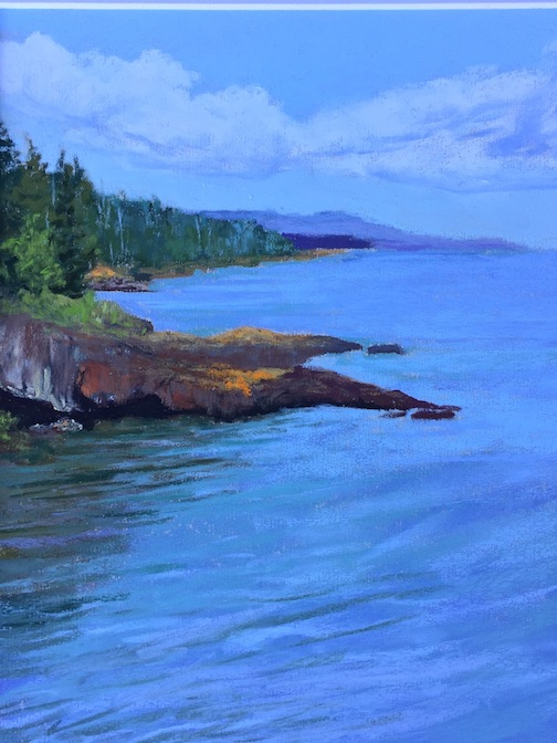 """North Shore"" by Kristin Blomberg."