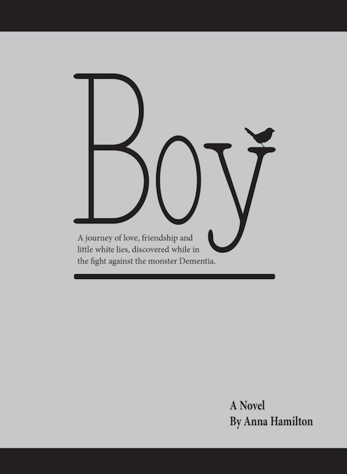 "Anna Hamilton will read from her book, ""Boy"" at Cook County Higher Education at 7 p.m. Tuesday, Sept. 25."