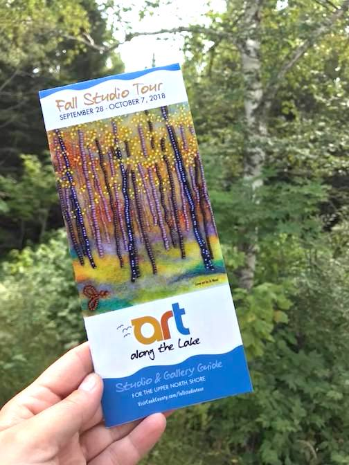 The Art Along the Lake Fall Studio Tour features art exhibits, demos, talks and more at 21 studios and galleries in Cook County. It starts on Friday and runs through Oct. 7.