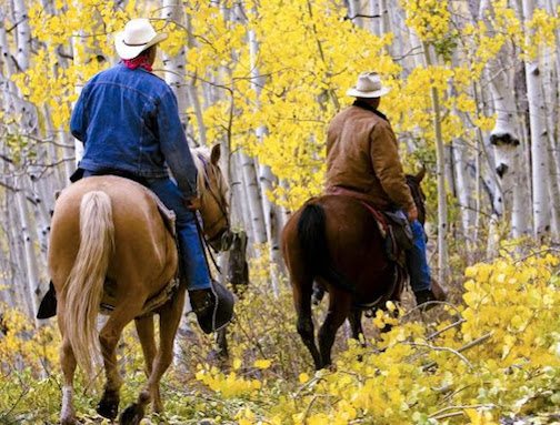 Gunflint Lodge will host a Fall Color Ride on Saturday.