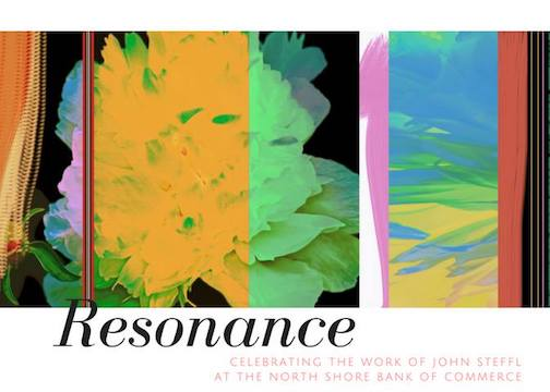 Resonance: A Celebration of the Art of John Steffl opens at