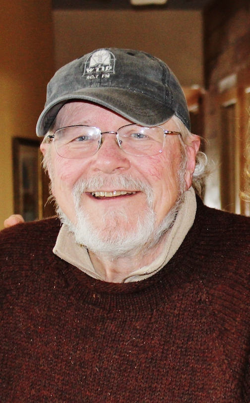 Jay Andersen, senior news editor at WTIP Community Radio, is ill and is at St. Luke's Hospital in Duluth.