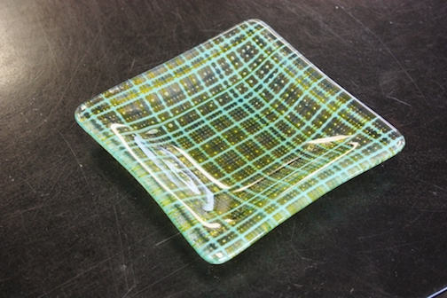 Make a glass bowl for Empty Bowl fro 6:30-7:30 p.m. Monday, Oct. 22. Call the Grand Marais Art Colony at 387-2737 to register.