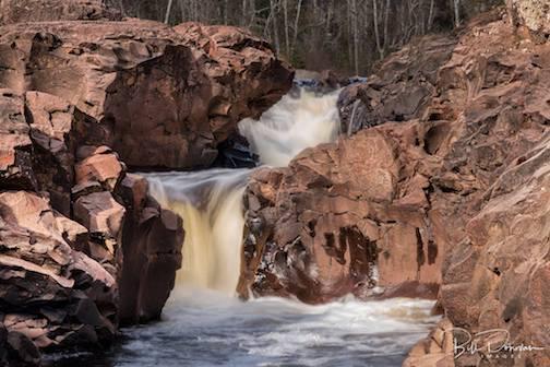 Temperance River by Bill Donovan.