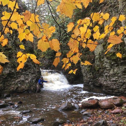 Kadunce River by Kate Watson.