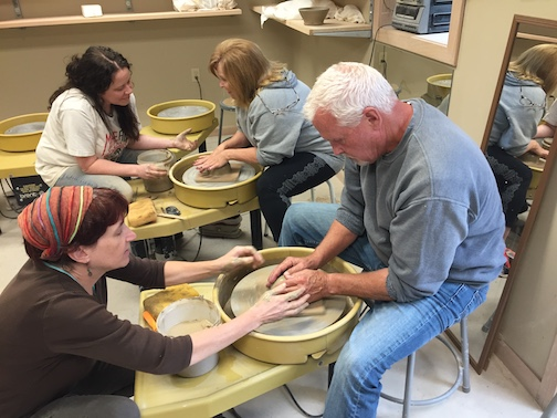 The Grand Marais Art Colony will hold a number of mini Make-A-Bowl classes this weekend into early next week. Call 387-2737 for more info and to sign up.