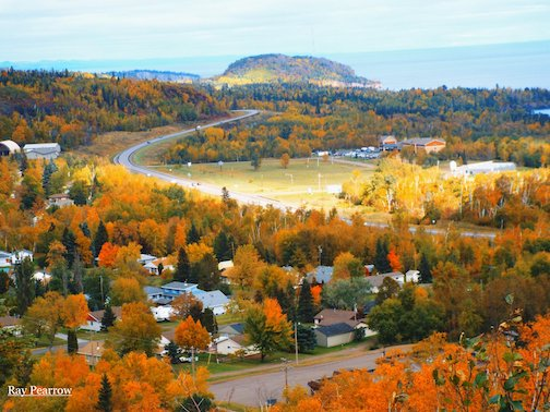 From Silver Bay to Hwy. 61 by Ray Pearrow.
