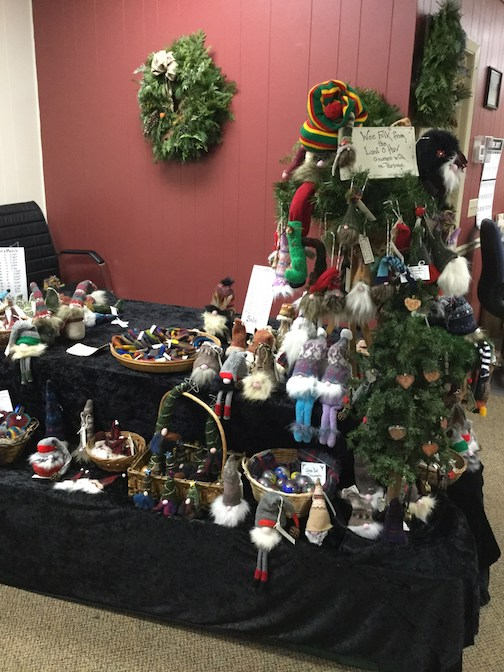 The Grand Marais Craft Bazaar is from 10 a.m. to 3 p.m. at the Senior Center on Saturday.