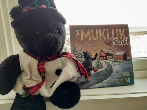 "Black Bear recommends ""The Mukluk Ball"