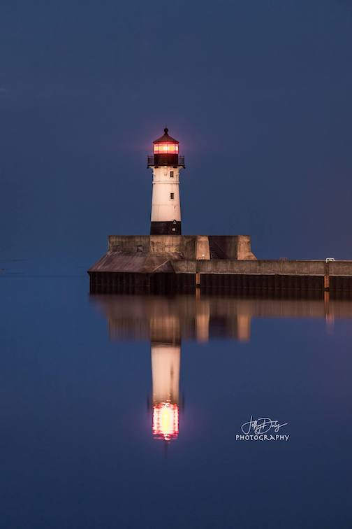 Quiet reflections by Jeffrey Doty.