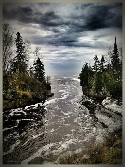 Missing the North Shore by Margie Deadrick.