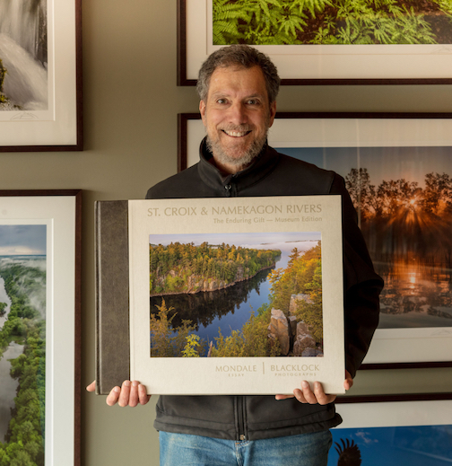 Photographer Craig Blacklock will give an Artist Talk at the Grand Marais Art Colony at 7 p.m. Friday.