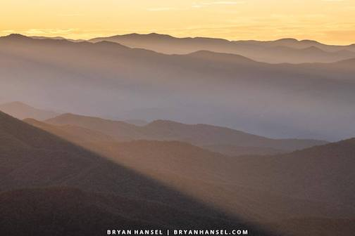 Smoky Mountains by Bryan Hansel.