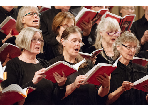 A community listening session will be held at the Grand Marais Public Library from 10:30 a.m. to noon on Thursday, Feb. 21, to provide poet Julia Klatt Singer and composer Craig Carnahan inspiration to write for the Borealis Chorale Christmas concert in December.