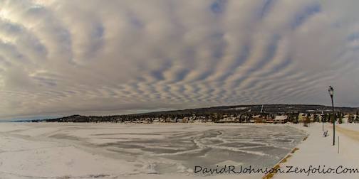 Cool Clouds by David Johnson.