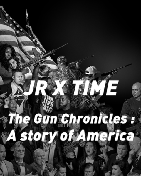 The Gun Chronicles: A Story of America is a pop-up multi-media project that will open at the Johnson Heritage Post April 5.