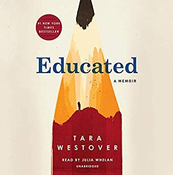 "Tara Westover's book, ""Educated,"" will be discussed at Drury Lane Books on Sunday."