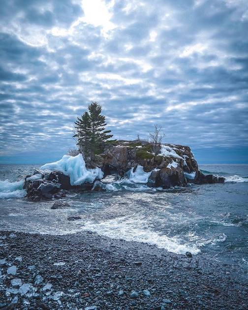 That special spring-time North Shore feeling by Abbey Tofte.