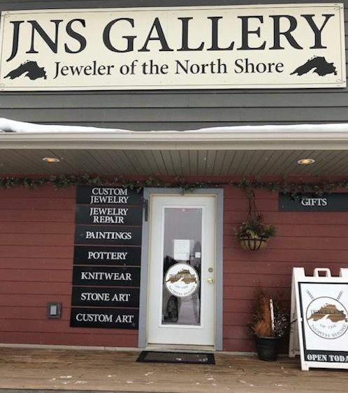 jns gallery open house