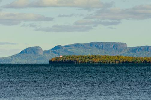 Sleeping Giant, Thunder Bay by Ryan Market.