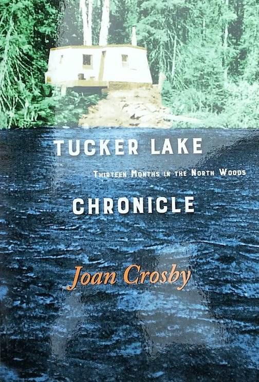 Joan Crosby will speak about her new book at the Wunderbar from 4-6 p.m. on Thursday and at Drury Lane Books on Saturday at 7 p.m.