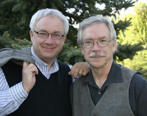 "Ross Sutter and Bart Sutter will present ""Sons & Daughters of the Northern Lights' at 2 p.m. Tuesday, May 7, at the Grand Marais Public Library."