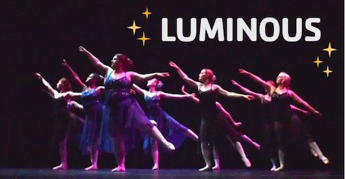 "The YMCA Dance Recital, ""Luminous"" runs for three nights this week at the Arrowhead Center for the Arts."