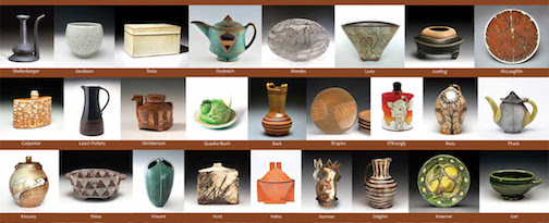 The 27th annual St. Croix Valley Pottery Tour is this weekend.
