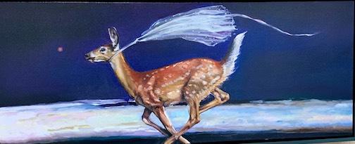 """Runaway Bride"" by Scott Murphy."
