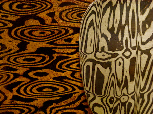 A demonstration of making mokume-gane will be held at the Grand Marais Art Colony on Wednesday.