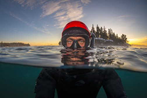 Photographer Christian Dalbec, who is well-known for his up-close-and-personal photographs of Lake Superior, will be the featured speaker at the  Summer Solstice gathering at Siverson Gallery on Saturday from 5-7 p.m.