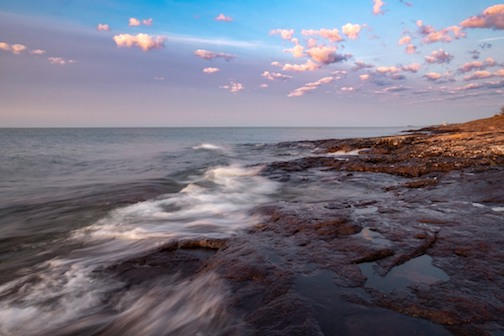 The North Shore by Ben Schleicher.